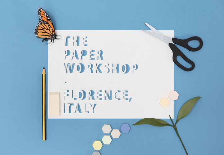 The Paper Workshop OMG Florence