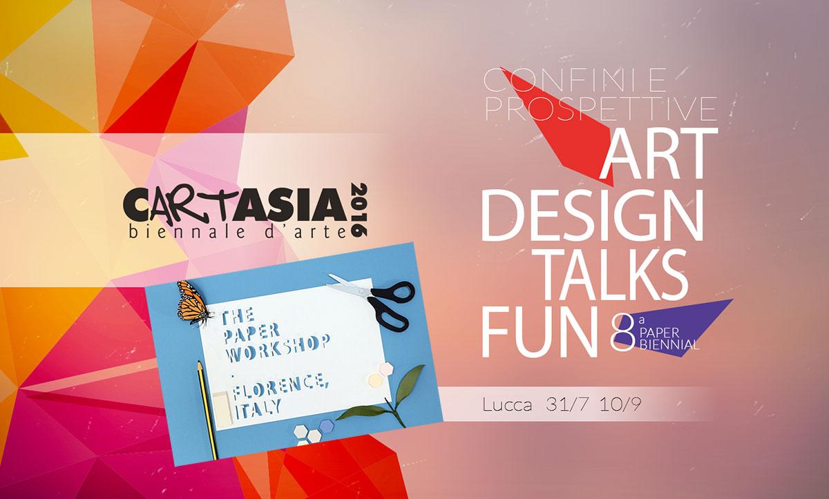 Cartasia - The Paper Workshop Firenze