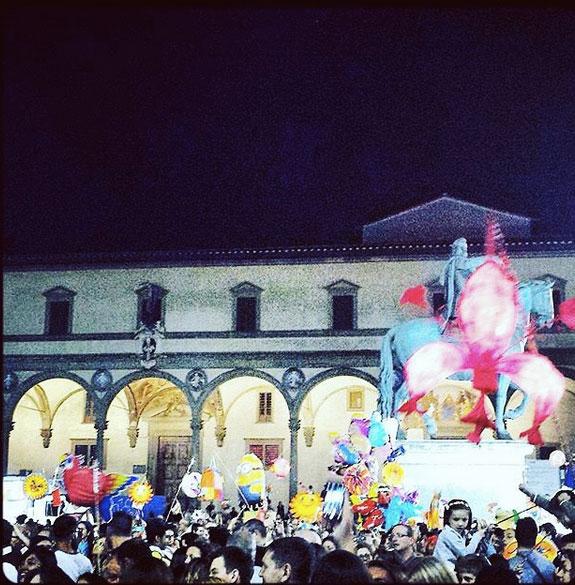 Rificolona OMG Florence