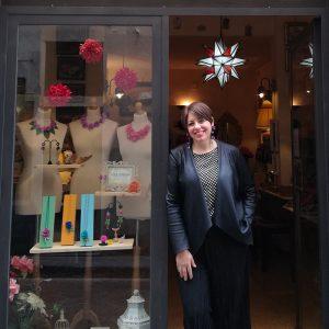 OMG Florence interview Sara Amrhein