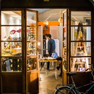 Lofoio Oltrarno Firenze OMG Florence